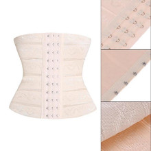 Tension Waist-Trainer Body-Shaper Slimming-Corset High-Quality 1pc/Lot Ventilation Hollw