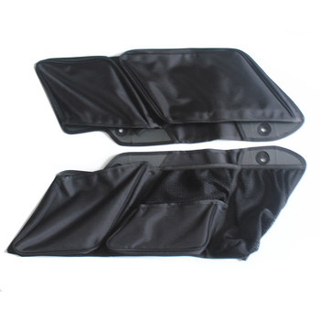 Motorcycle Saddlebags Organizer Saddle Bag Wall Tool Case Hard Bags Storage For Harley Electra Street Road Glide FLHX 2014-up