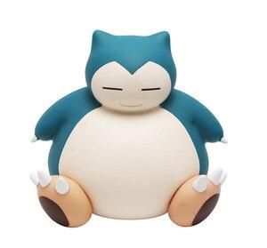 15 см TAKARA TOMY Покемон Фигурки игрушки Аниме Фигурка Пикачу Копилка фигурка детская модель куклы