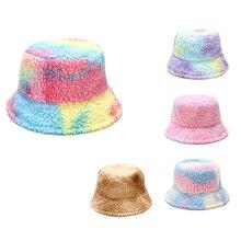 Модная женская шапка в стиле хип хоп из овечьей шерсти зимняя