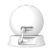 Uchwyt do Amazon Echo Spot Base do Echo Spot Support inteligentny głośnik stojak z funkcją ładowania 5200Mah zasilanie mobilne tanie tanio YMZ3WZY CN (pochodzenie) Base with charging function X 1 115*30MM 5V USB to micro USB Echo spot Bracket Echo spot stand