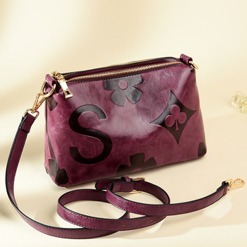 Quality Leather Classic Printed Crossbody Bag for Women 2020 Fashion Shoulder Messenger Bags Ladies Designer Louis Brand gg