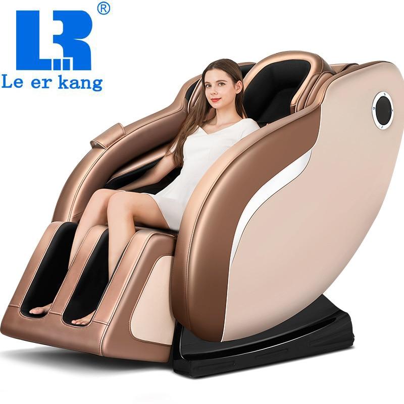 LEK 988L5 fauteuil de massage électrique maison entièrement automatique cabine de massage masseur de pétrissage multi fonction intelligent massage canapé chaise