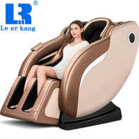 LEK 988L5 Electric massage chair home full automatic space cabin kneading massager multi function intelligent massage sofa chair