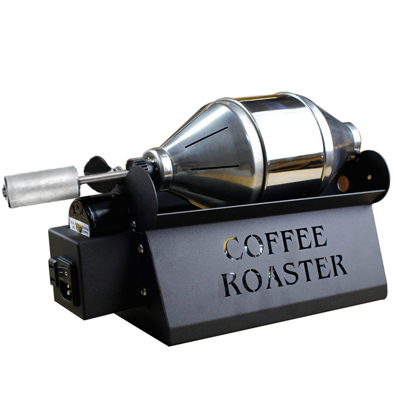 Small Steel Gun Coffee Bean Roaster Et200 Home Small Coffee Bean Roaster Roaster|Food Processors|   - title=
