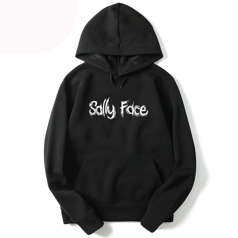 Sally Face Hoodies Sweatshirts Moana Coat Girls Autumn  Kids Clothes One Piece Go Boys And Girls