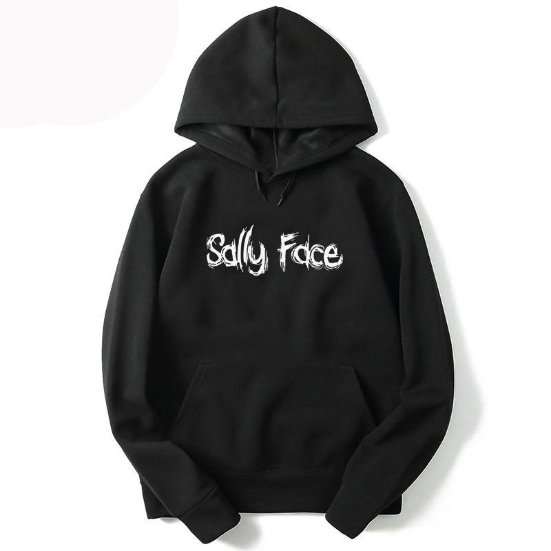 Sally Face Hoodies Sweatshirts Moana Coat Girls Autumn  Kids Clothes One Piece Go Boys And Girls