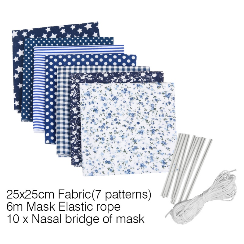 DIY Homemade Mask Material Non-woven Material For Making Dust-proof Face Mouth Mask Home DIY Sewing Supplies