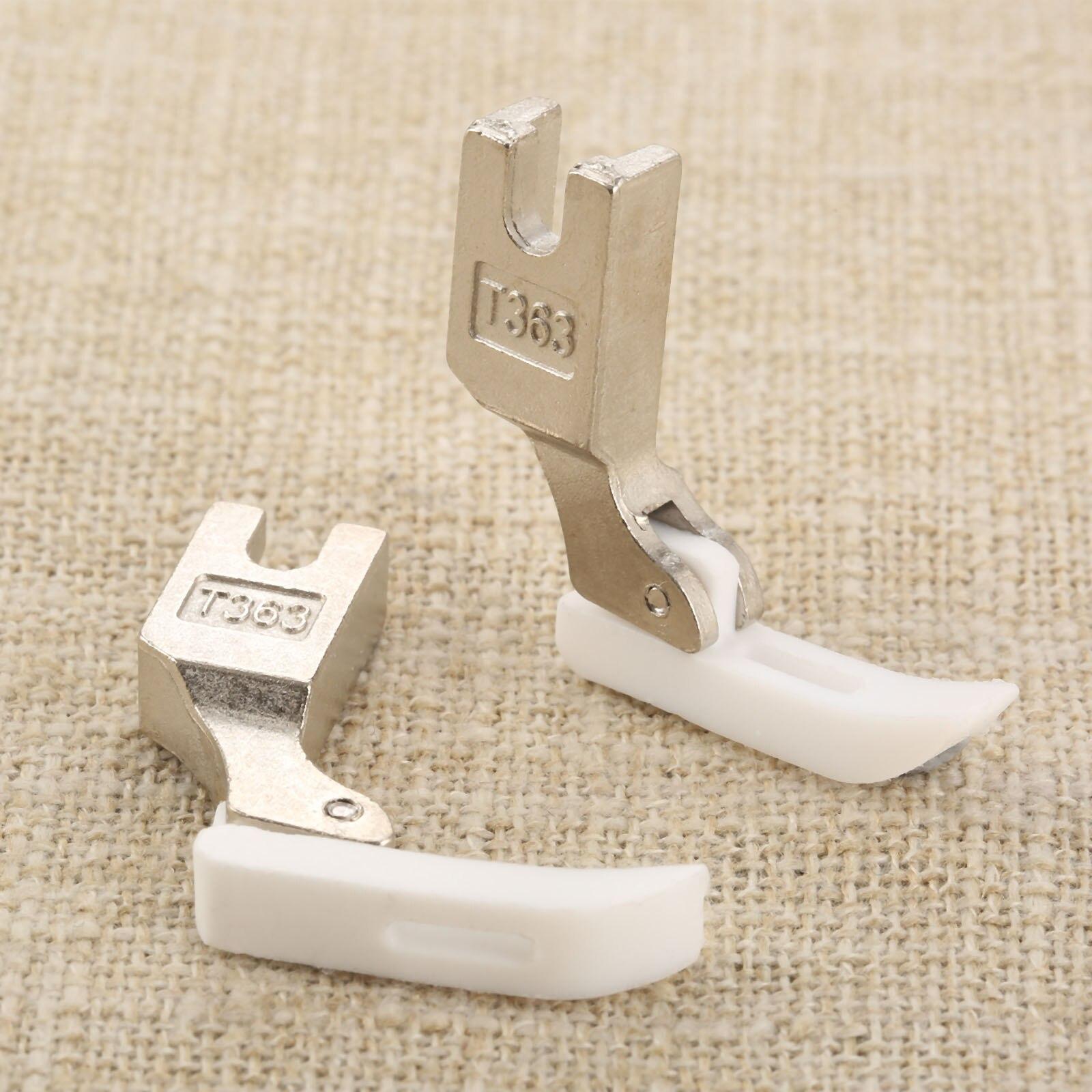 2 шт., пластиковые прижимные лапки для швейных машин, T363