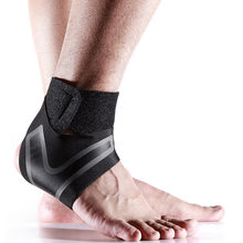 Vale la pena di 1 PC Per Il Fitness Pesi Del Piede Della Caviglia di Sport Brace Palestra Supporto Elastico Alla Caviglia Gear Avvolge Protector Gambe Potenza di Sollevamento Pesi