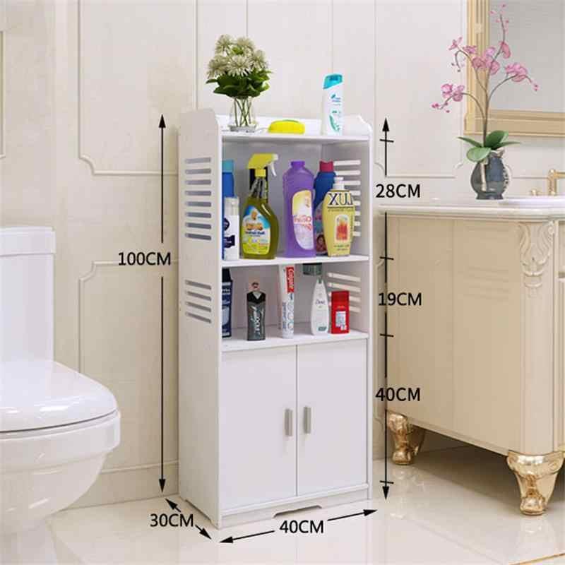 Per La Casa Туалет дальномер Санузел для спальни угловой мобильный Bagno Meuble Salle De Bain мебель туалетный столик полка для ванной комнаты