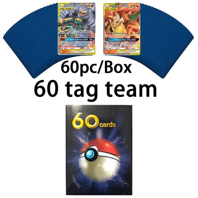 60Pcs TAG TEAM