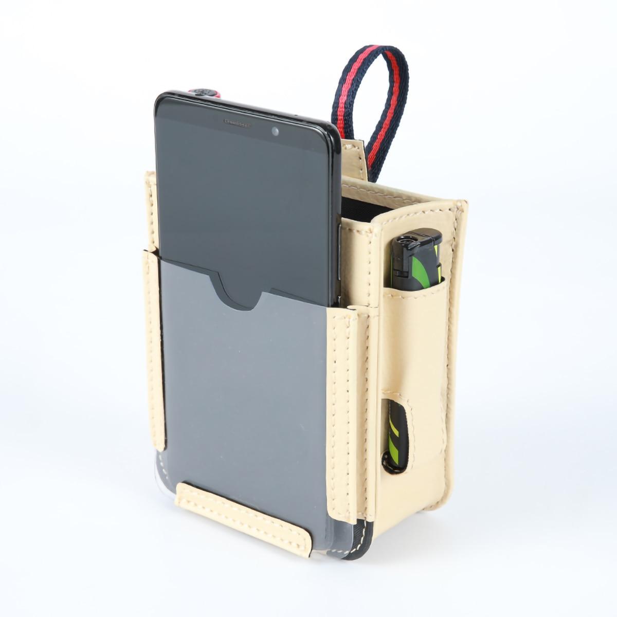 Car Air Outlet Pockets Car Multi-function Car Phone Storage Bag