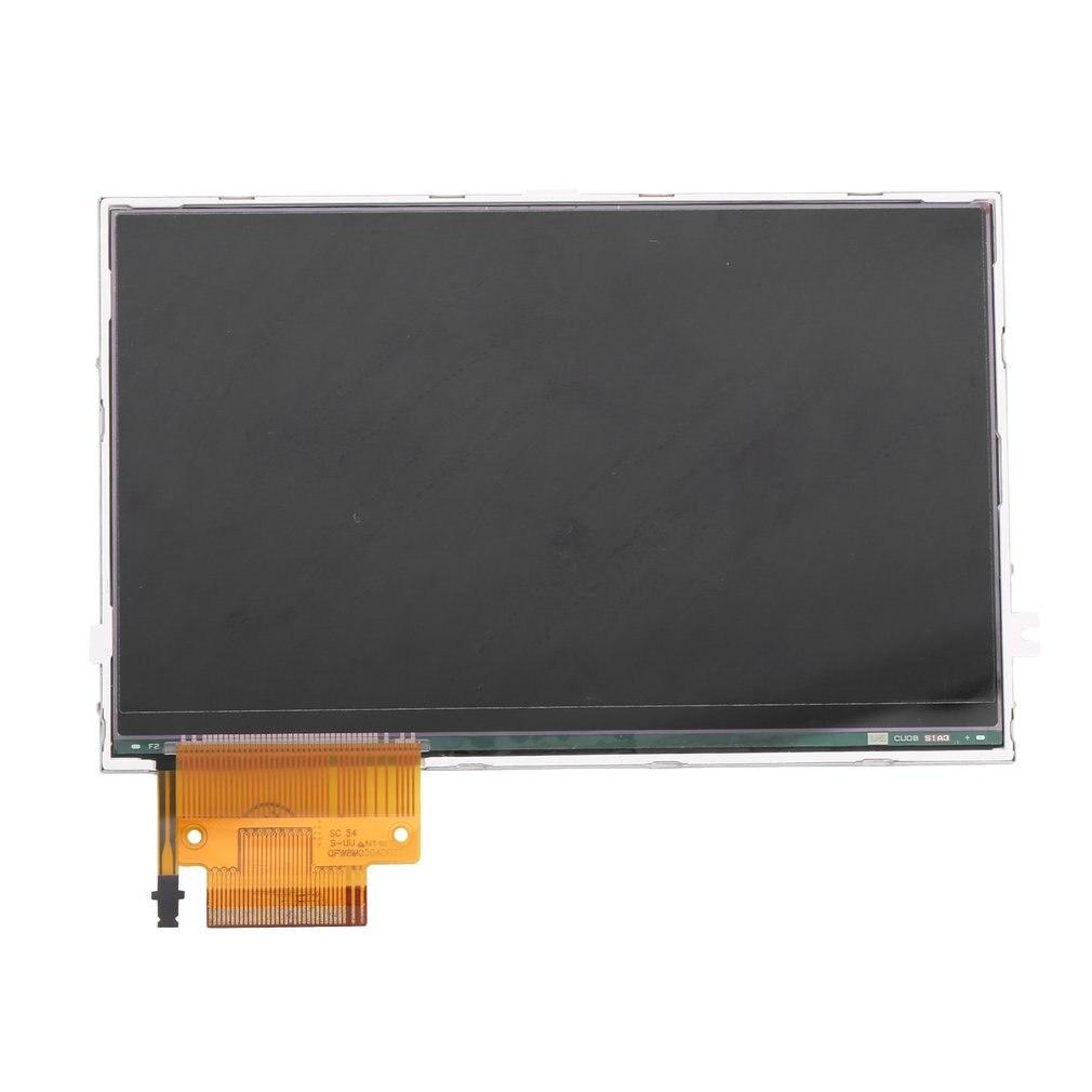 LCD arka ekran LCD ekran parçası için yeni PSP 2000 2001 2002 2003 2004 konsol ekran ekranları profesyonel hassas tasarım