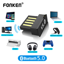 Adapter Computer Laptops Bluetooth-Transmitter Recevier FONKEN Wireless USB Mini PC Sender