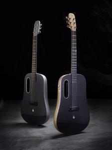 New arriving LAVA ME Pro 41 inch ballad carbon fiber guitar unisex ,stage show guitar