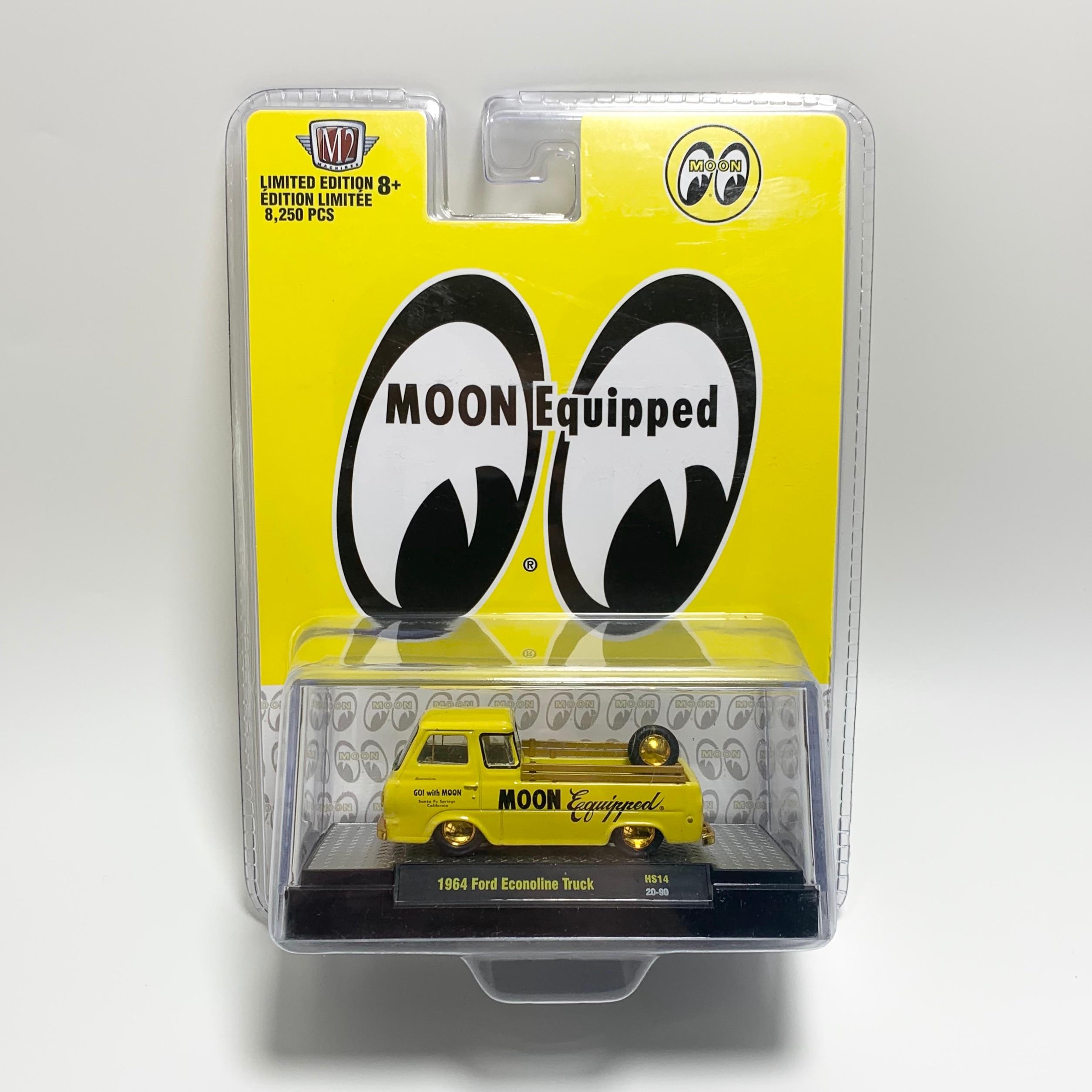 M2 máquinas 1:64 1964 ford econoline caminhão