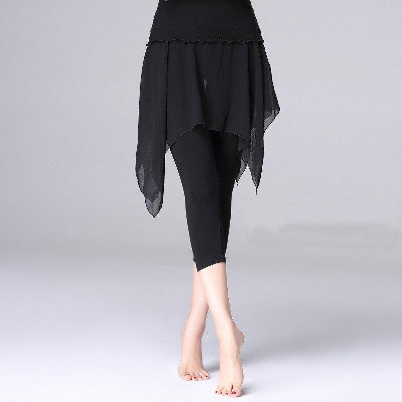 Modal Latin Training Pant Wear Irregular Latin Leggings Dance Trousers For Women/female Ballroom Costume Practice Pants