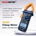 Профессиональный цифровой измеритель сопротивления PEAKMETER PM2101  тестер изоляции переменного/постоянного тока  автоматическое отключение/ин...