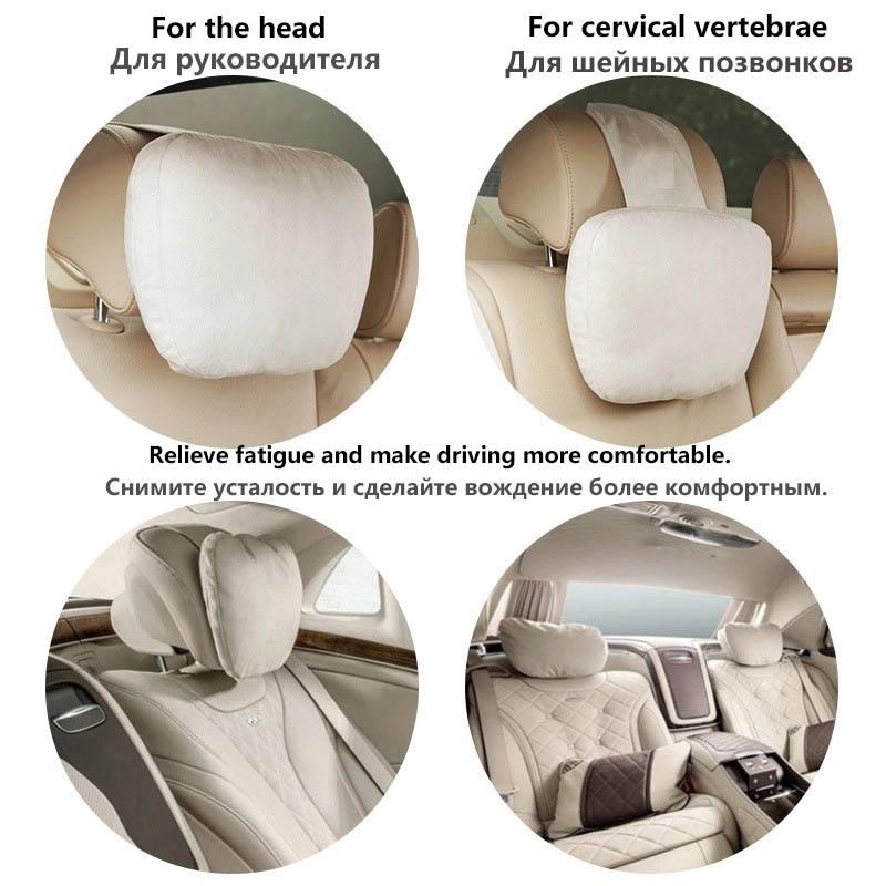 Купить высококачественное автомобильное сиденье для поддержки шеи на