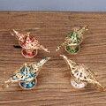 Рукоделие, металлическая резная лампа Aladdin, подсветка, железная чайная масляная кастрюля, украшение, Коллекционная, сберегающая коллекция, ...