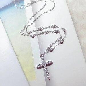 Дизайнерские Модные вечерние ювелирные изделия из стерлингового серебра 925 пробы с кубическим цирконием 3 А