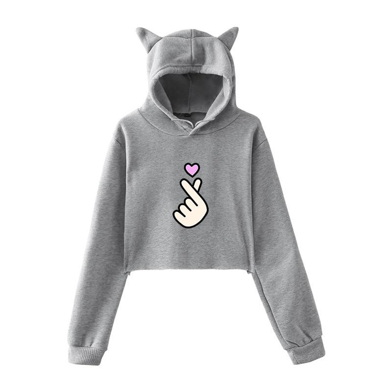 New Hot 2019 Autumn Woman Top Sweatshirt Fashion Lumbar Print Long Sleeve Pullover Sweatshirts Hoodies With Hood Clothes PL84