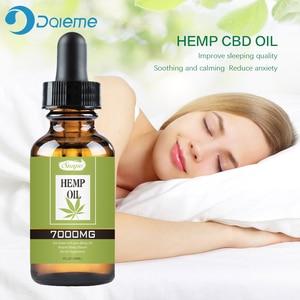 30 мл cbd эфирное масло 7000 мг конопляное органическое масло травяные капли для снятия стресса масло для улучшения сна облегчение боли уменьшает беспокойство