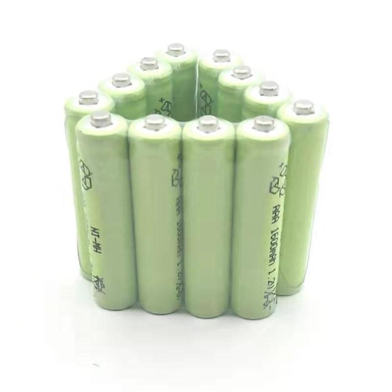 12X OOLAPR 1.2 V Bateria Recarregável NI-MH AAA 1600mAh 1.2 V Recarregável Bateria 3A Frete Grátis