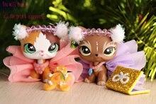 Sklep zoologiczny krótki krótkowłosy kot z akcesoriami spódnica odzieżowa najlepszy prezent dla dzieci