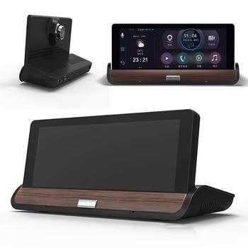 "Car Auto 7\"" Touch Screen DVR GPS Navigation+Rear View Camera Video Recorder Set"""
