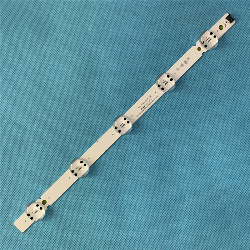 445mm LED Backlight Strip 5 Lamp For Lg Tv Backlight Led SSC_Trident SSC_43LK61(LGD)_5LED_SVL 430A60_REV1.0_171201 Tv Parts