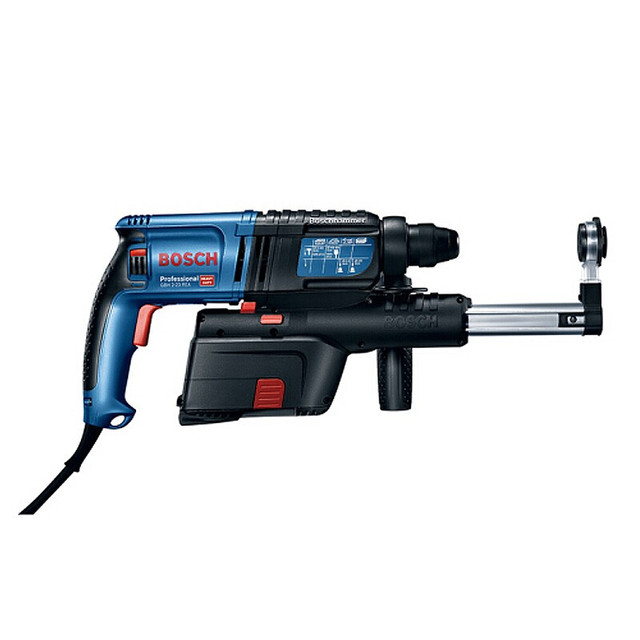 Bosch Electric Hammer Impact Drill With Dust Collector Hammer Drill Machine Electric Breaker Jack Hammer 2 Functions Power Tool 3