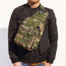 Sling-Bag Tactical-Backpack Trekking Molle-Pack Edc-Shoulder Military Hunting Outdoor Sports