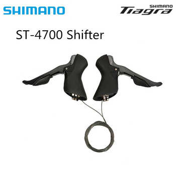 2016 Shimano Tiagra ST-4700 2x10 Speed Road Bike Shifters Brake Levers | 480g - DISCOUNT ITEM  22% OFF All Category