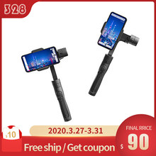 Freevision Vilta SE Gimbal 3-Axis Smartphone Stabilizer with Extendable Handheld PK Vilta M feiyu Pocket Zhiyun Smooth Q 4(China)