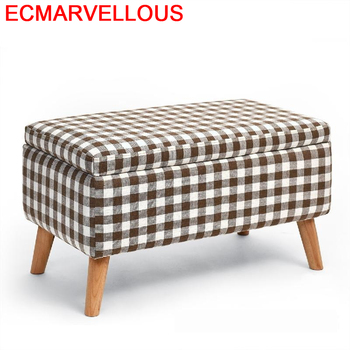 Plegable Mueble Vintage Werkbank escalera PUF Rangement Bancos De Madeira niños muebles...
