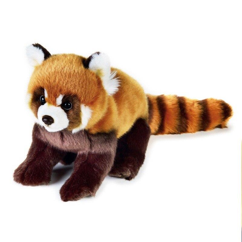 Имитация плюшевых игрушек, детская Милая имитация Красной панды, кукла, имитация куклы, игрушка в подарок