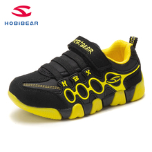 HOBIBEAR toddler girl shoes kids shoes  baby boy shoes three color  Light-weight Sole Children Shoes  A597