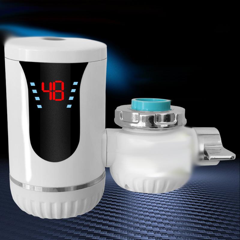 Проточный водонагреватель 220v электрический Кухня кран для