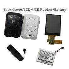 Orijinal pil/USB su geçirmez kauçuk/(pil) arka kapak Garmin EDGE 820 bisiklet GPS bilgisayar değiştirme
