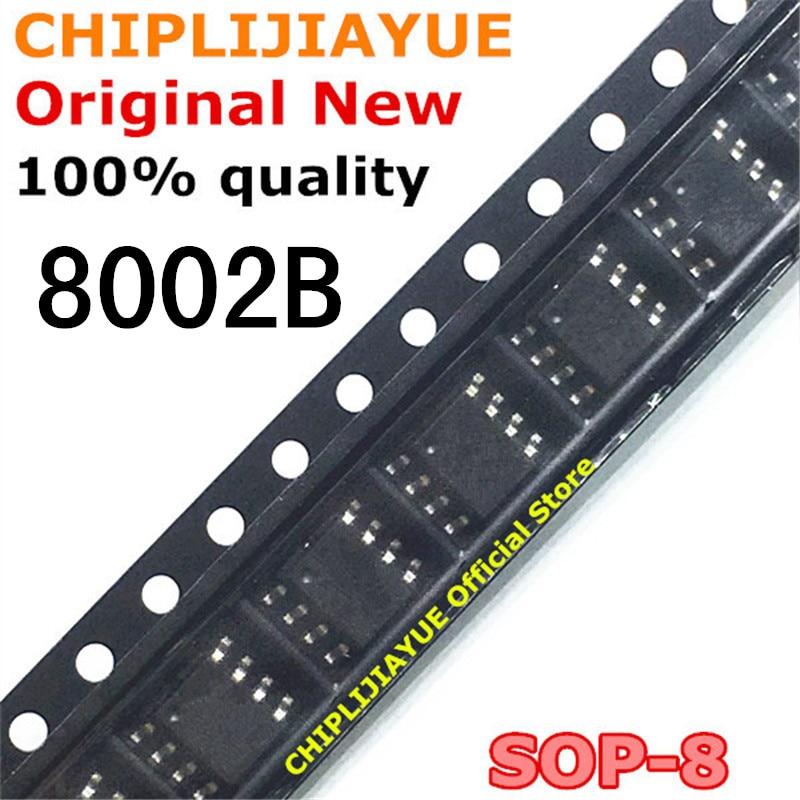 20PCS 8002 8002B SOP8 CKE8002B SOP-8 SOP SMD New And Original IC Chipset