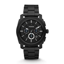 FOSSIELE Machine Chronograph Black Rvs Heren Horloge Quartz Horloge Luxe Pocket Horloges 2019 FS4552