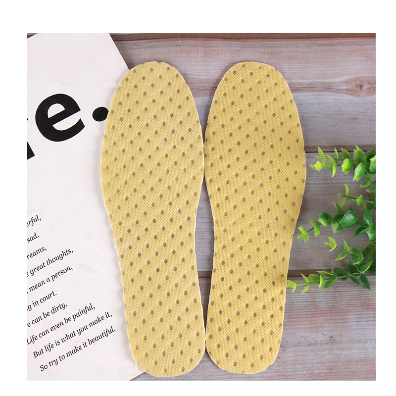 Deodorization Insoles Big Size 35-45 Shoe Insert Breathable Man Women Insole Sweat-Absorbant Shoe Pad Plantillas Para Los Pies