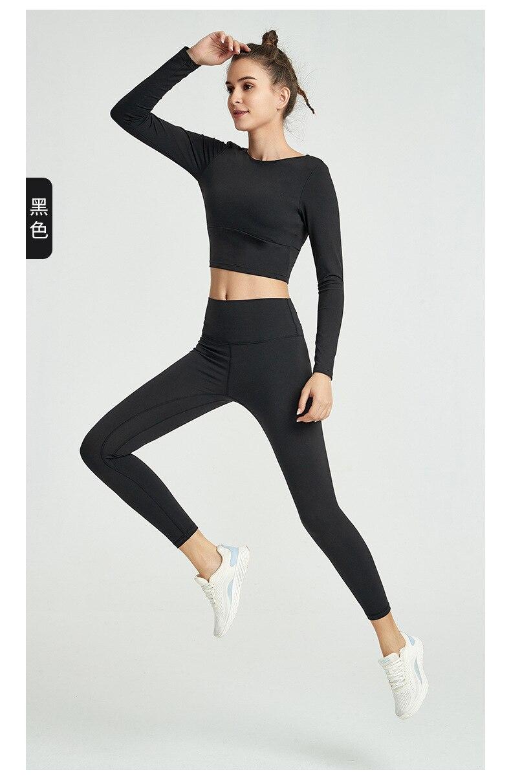 ginásio feminino workout topos de dança inverno