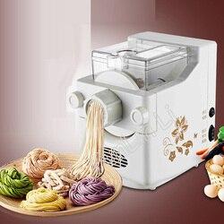 Elektryczne urządzenie do gotowania makaronu gospodarstwa domowego maszyna do robienia makaronu automatyczne elektryczne maszyna do prasowania mikser maszyna do pierogów maszyna do makaronu MTJ138A w Roboty kuchenne od AGD na