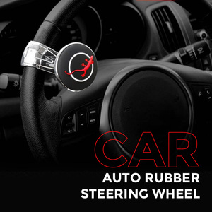 Image 1 - Автомобильный Спиннер с усилителем, усилитель руля, универсальный автомобильный аксессуар