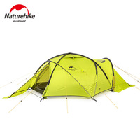 Naturehike Igloo 2 Double Resident Alpine Tent Outdoor 2 person camping hiking Snow Plus Wind Resistant And Anti Cold Rain Tent