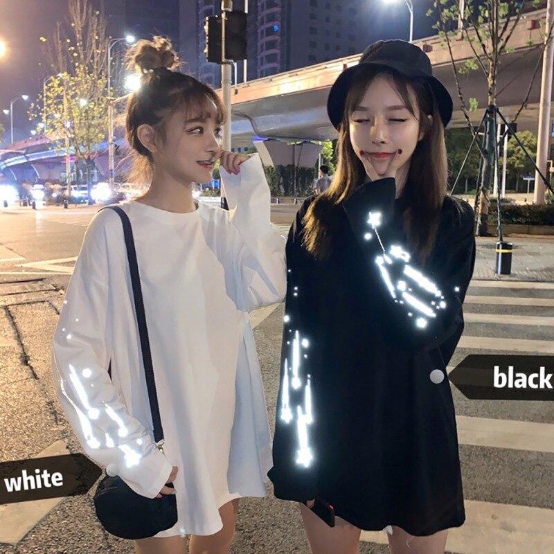 Reflective Universe Stars Sweatshirt 1