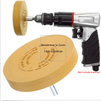 자동차 degumming/페인트 제거 휠 90mm degumming 휠 공압 degumming 및 depainting 휠 공압 도구 액세서리